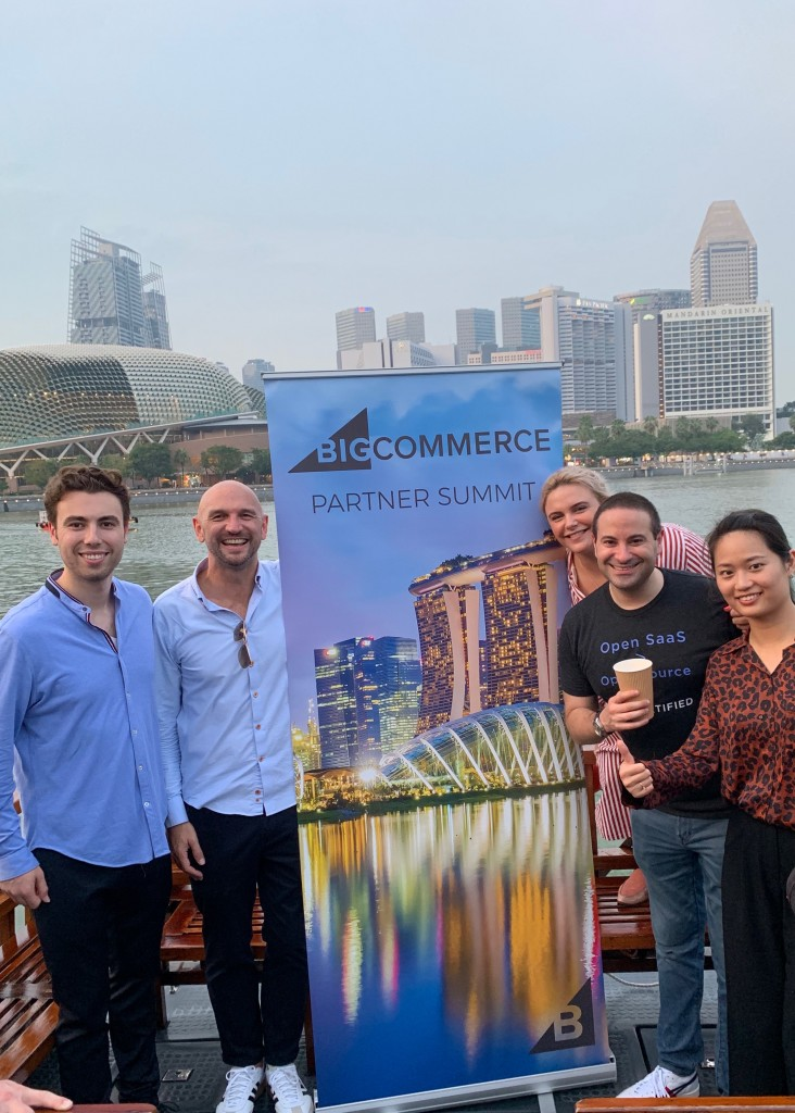 Silk Software Joins BigCommerce in Singapore for their Asia Partner Summit