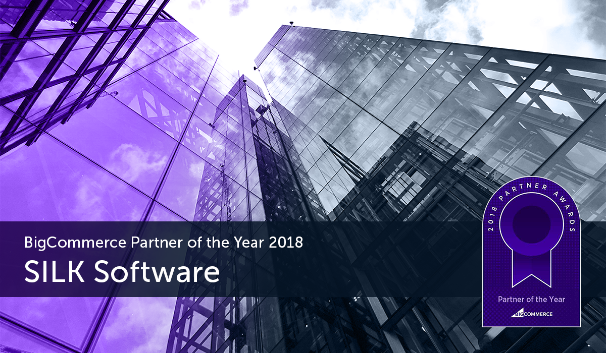 Silk Software Wins BigCommerce's Inaugural Partner of the Year Award