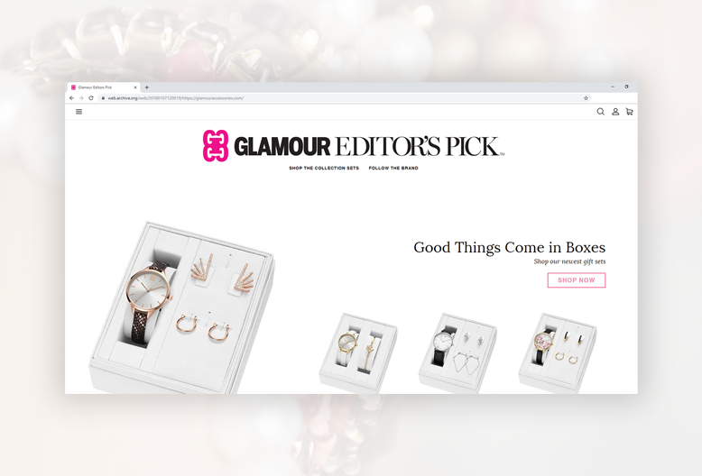 Glamour Accessories