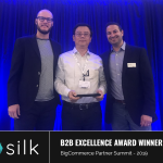 Silk Software Awarded B2B Excellence Award in 2019 BigCommerce Agency Partner Awards
